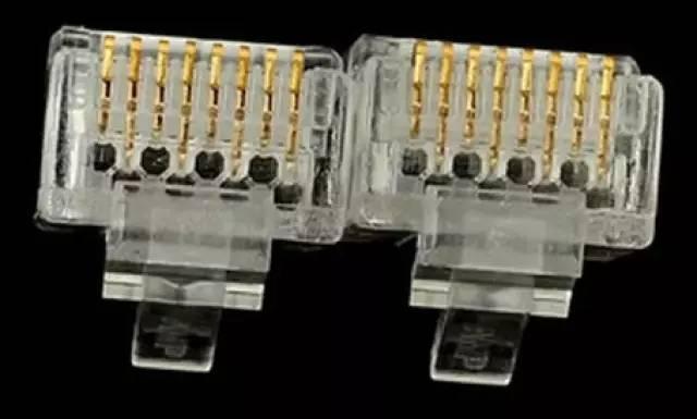 超5类线水晶头与6类线水晶头有什么不同?6类水晶头如何接线?