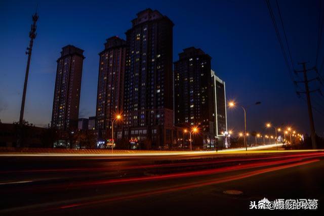 夜景摄影的技巧,拍出夜景大片的5个技巧分享给你