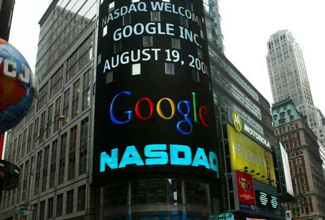 上市十余载 谷歌、百度已是冰火两重天