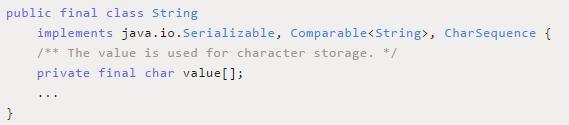 从底层彻底搞懂String,StringBuilder,StringBuffer的实现