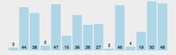 温故十大经典排序算法