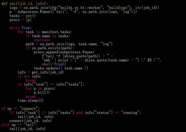 使用Python自定义构建交互式SSH应用程序