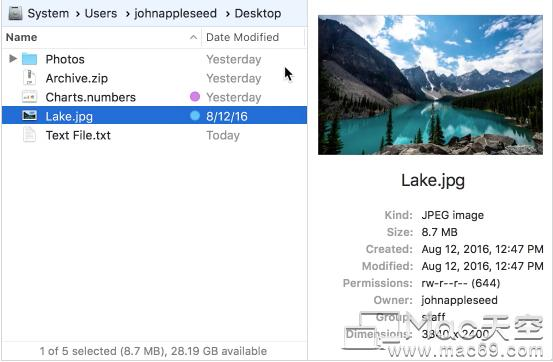 mac操作系统上自带ftp的文件管理工具