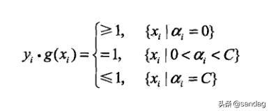 用讲故事的办法帮你理解 SMO 算法