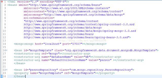 java对MongoDB数据库操作