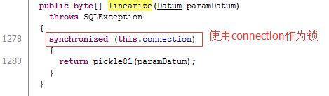记一次升级Oracle驱动引发的死锁