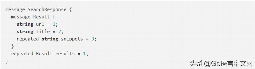 谷歌最流行的序列化格式:Protobuf 语言指南