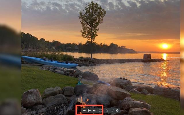 Mac如何快速浏览图片以及切换下一张图