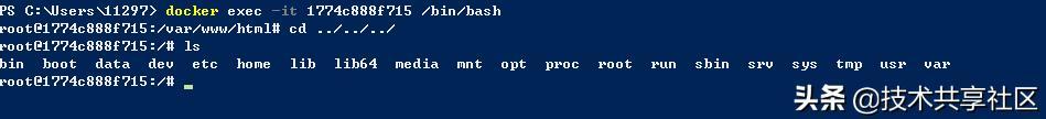 docker中的容器安装PHP扩展件
