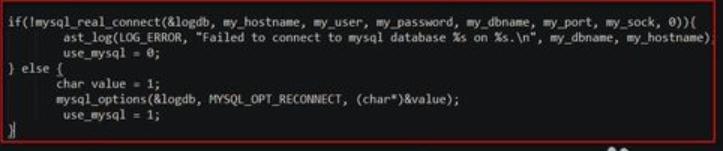 MySQL短链接怎么设置