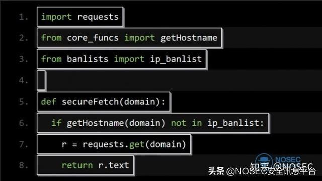 通过DNS重绑定实施SSRF攻击