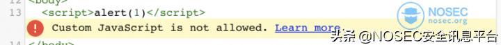 Gmail中AMP4Email所导致的XSS漏洞