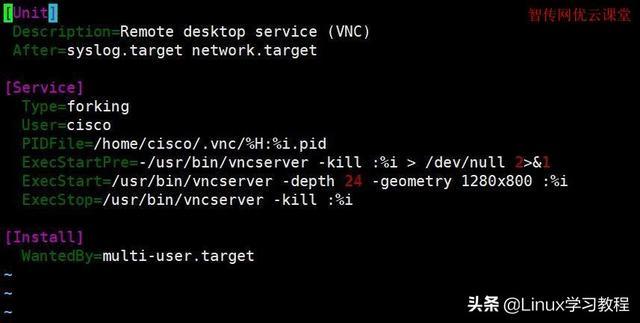 Ubuntu16.04搭建VNC Server远程桌面服务器