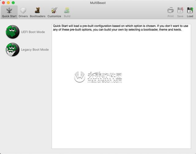 简易的Mac驱动程序
