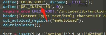 网站渗透测试之某cms代码的漏洞分析