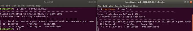 3 个方便的命令行网速度测试工具