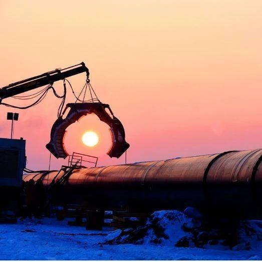 中俄天然气东线宣布暂停对华供气