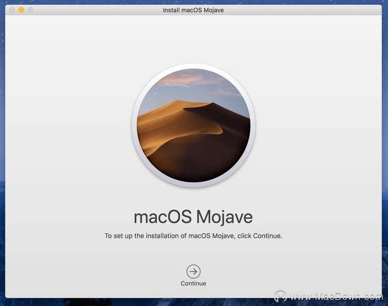 Mac如何重装系统?macOS在线重装系统图文教程