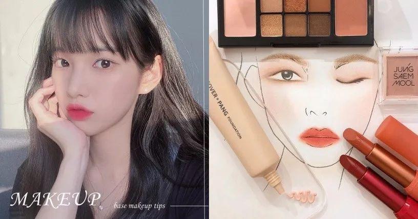 新手化妆的10个底妆技巧!