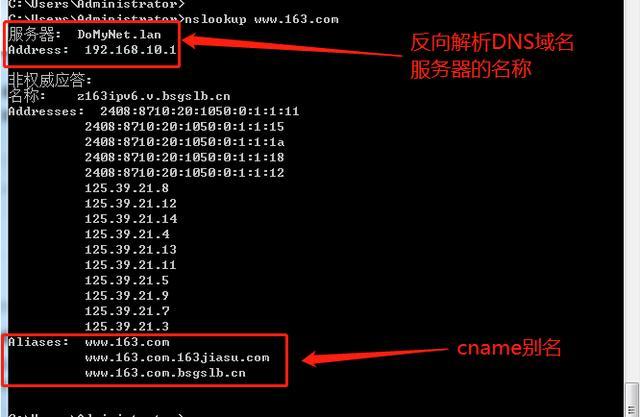 DNS入门与安全