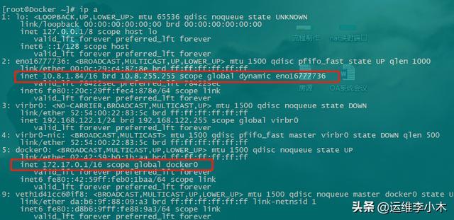 linux下实现局域网内网络设备相互通信
