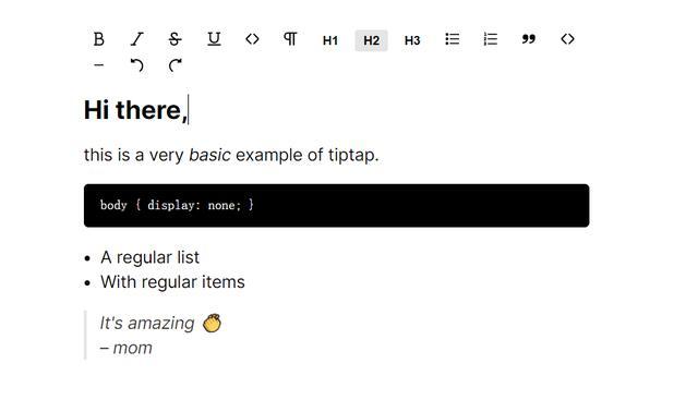 开源富文本编辑器不好找?看这完这10个项目就该有数了