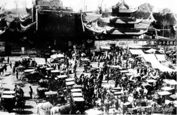 在中国为什么每座城市都有城隍庙,城隍神是谁