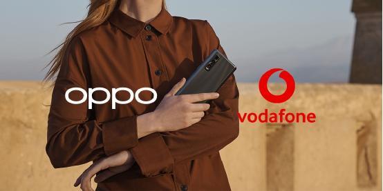 OPPO系列产品将于5月开始陆续进入沃达丰欧洲市场