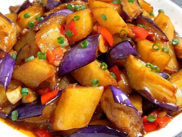 """""""茄子炖土豆"""" 的最佳做法,你知道吗"""