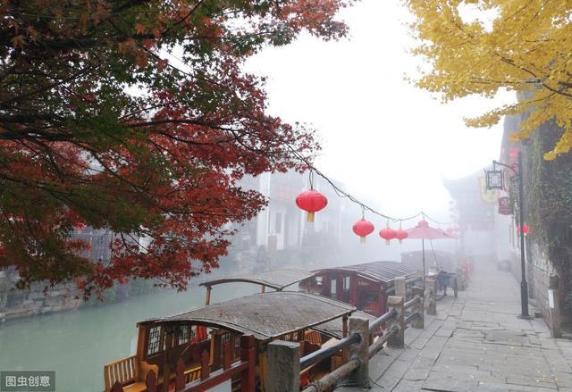 2500多年的历史,小桥流水人家,这座苏州古镇传说和西施有关!