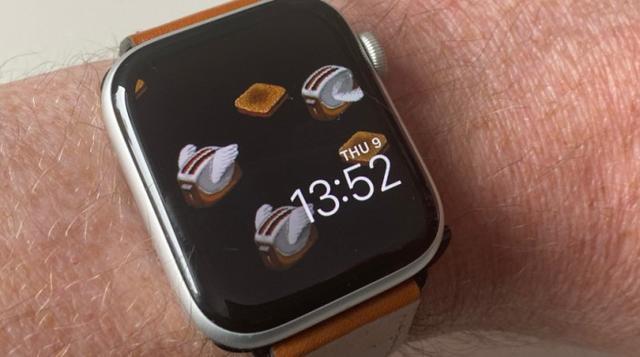 新专利显示苹果努力避免Apple Watch屏幕烧毁问题