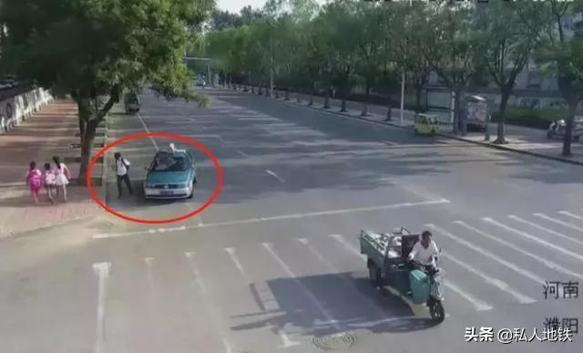 全路段禁止停车,那如何上下人呢?我教你几招