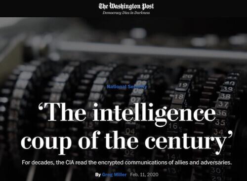 授权CIA网络渗透、窃取情报……美国全