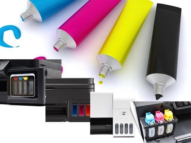 都打得贼多!四款热销原厂连供打印机怎么选