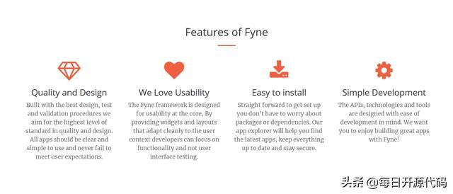 Fyne - Go语言的跨平台UI工具包