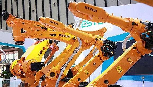 国家制造业转型升级基金布局工业机器人龙头埃斯顿