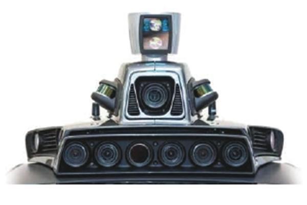 自动驾驶汽车零部件之争拉开大幕