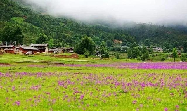 丽江周边的小村落,比古城更迷人
