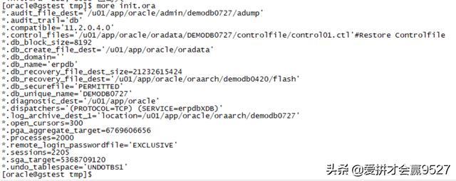 Oracle备份恢复效验-Rman