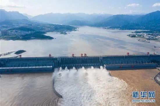 长江三峡和王家坝有多重要?来看数据