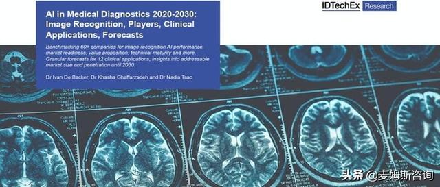 医疗诊断领域的人工智能-2020版