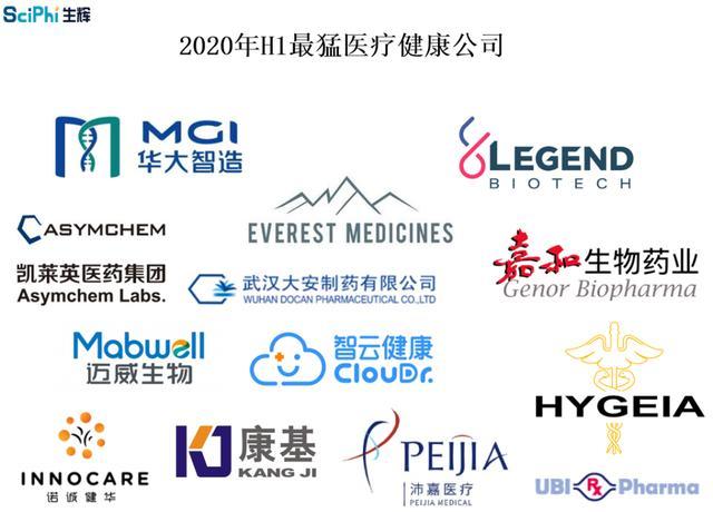 2020医疗健康产业:本土企业吸金超600亿元,生物技术及制药火热