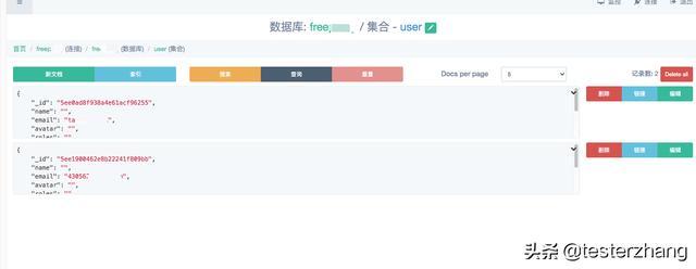 一款MongoDB可视化数据管理工具,你值得拥有