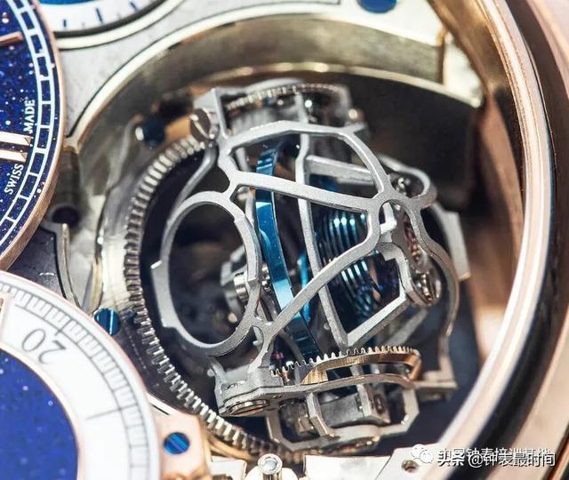 为什么说陀飞轮是钟表史上最伟大的发明之一?