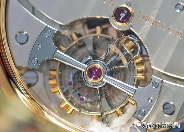 为什么说陀飞轮是钟表史上最伟大的发明