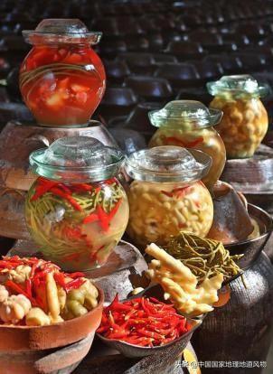 中国人有多喜欢吃咸菜?