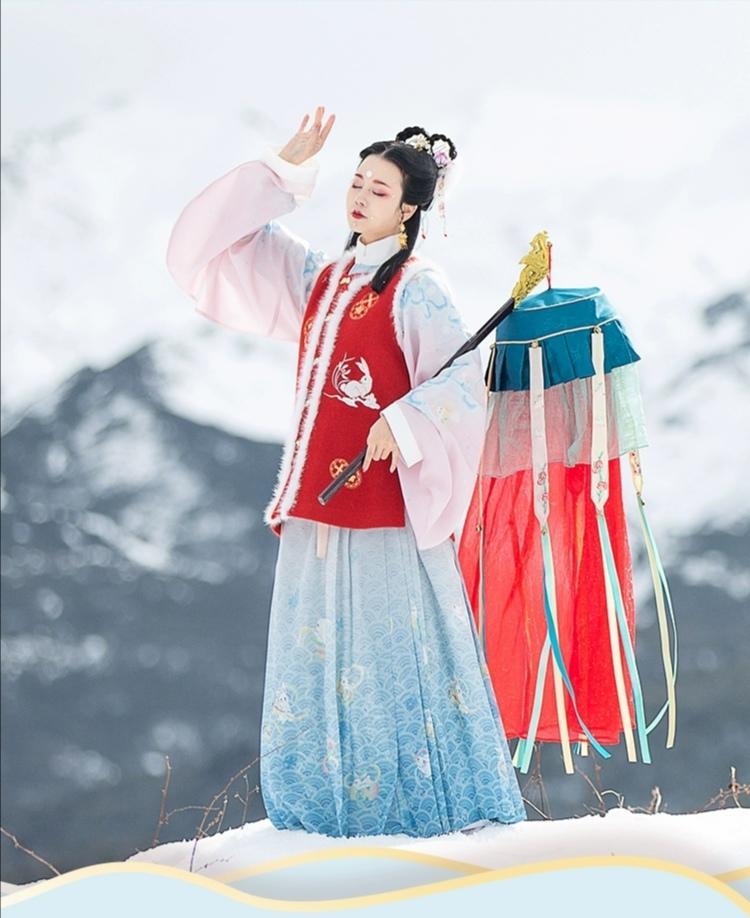 汉服小知识|中国传统灯—绛纱灯