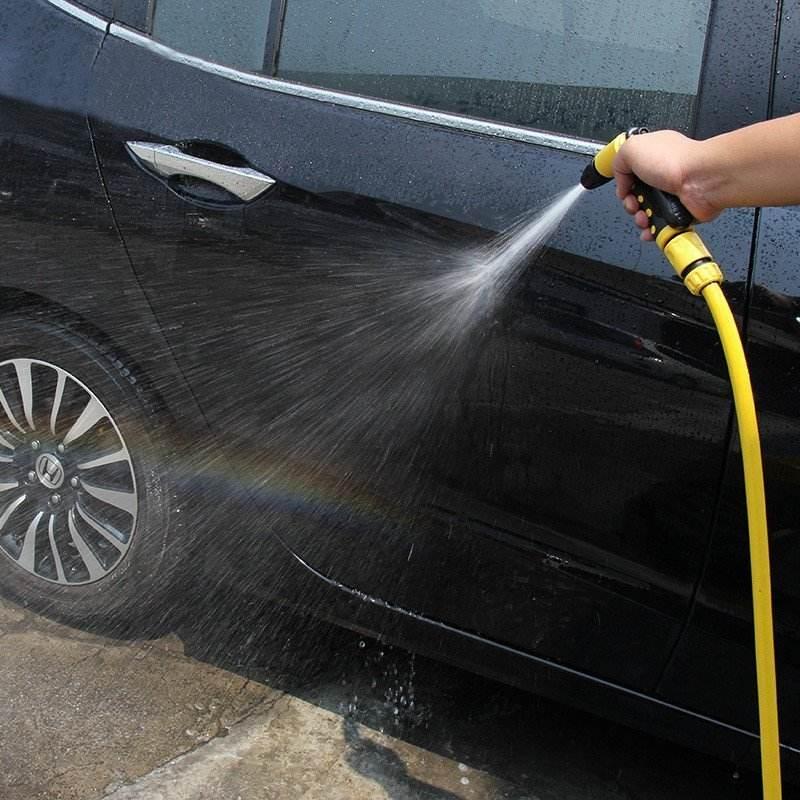"""洗车时的4个""""禁忌"""",越洗越伤车,别捡了芝麻丢了西瓜"""
