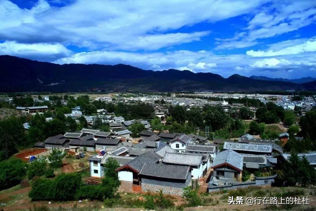 云南最经典的十大古镇,你生命中最不应该错过美景