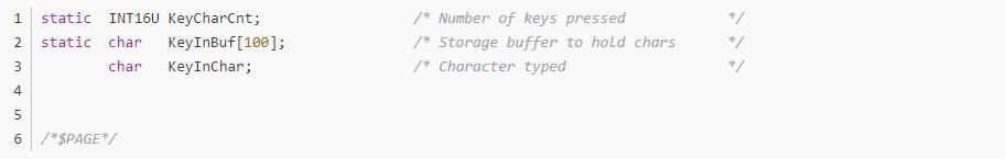 为什么代码风格很重要、来看看µC/OS代码规范